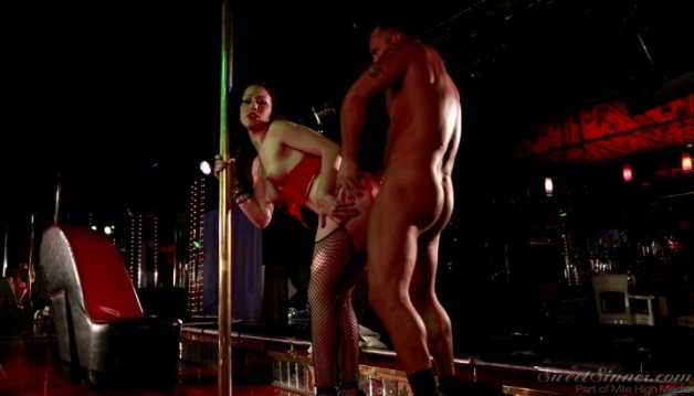 Jennifer White - Striptease and Sex