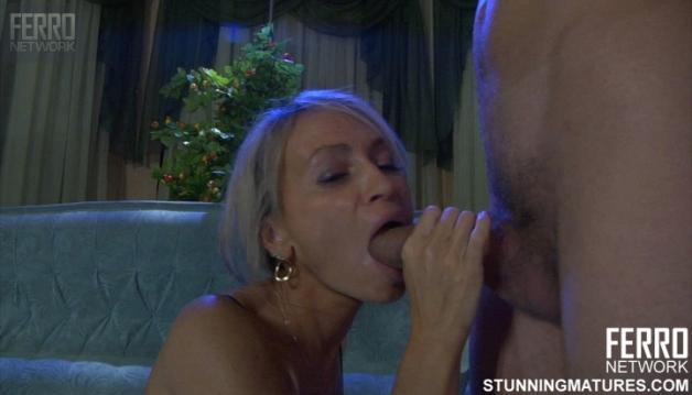 Ninette, mature sex