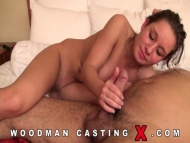 Amateur Myrna, Hard Sex