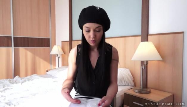 Brunette Angelik All Sex