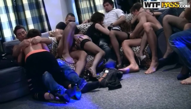 Teen Group Orgy Movie