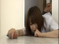 weird japanese - schoolgirl stuck in elevator fuck