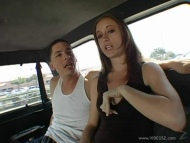 Skinny Young babe Video7