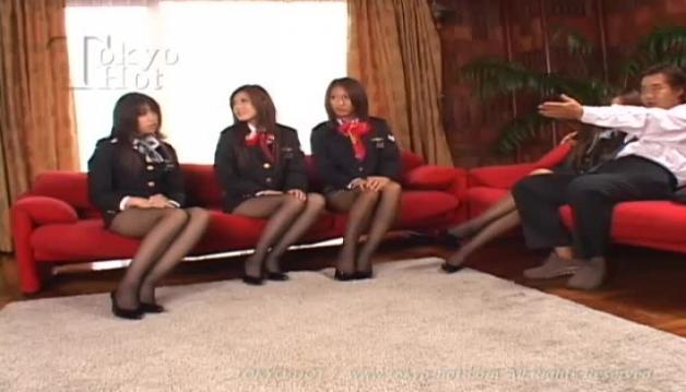 Asian Girls, Group Sex, Video2