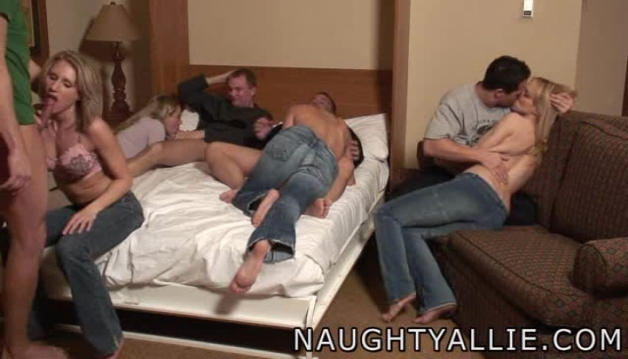Hot Orgy, Group Sex and Porn Party , Videos 4