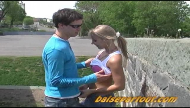 Public in Street Teen, Video 5