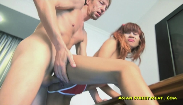 Asian slut, Manao Anal