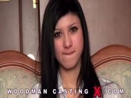 hot brunette teen girl, video3
