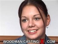 brunette, casting, video10