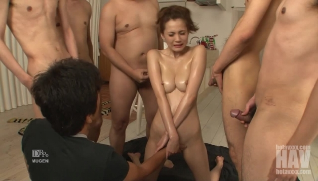 Asian Girls, Group Sex, Video25