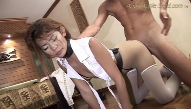 Asian sluts, Busy Lunch