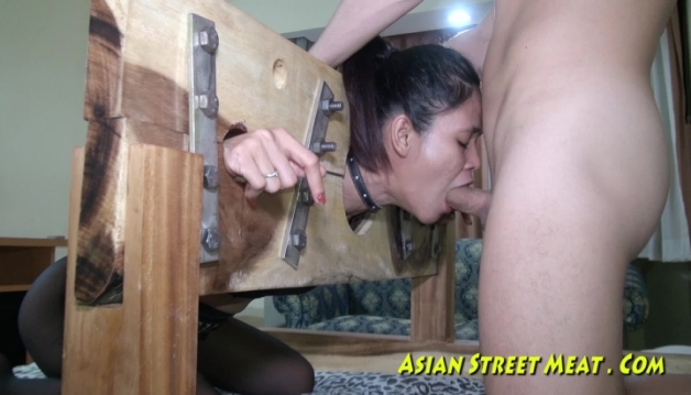 Asian sluts, Sailor Anal