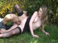 lisa, public sex