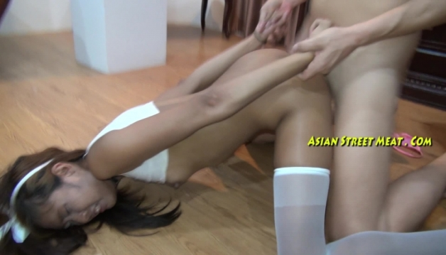 Asian sluts, Christina