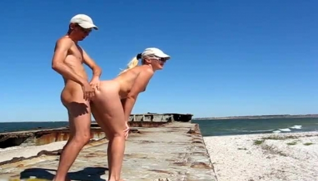Having Sex On The Beach