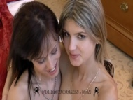 tina, gina threesome
