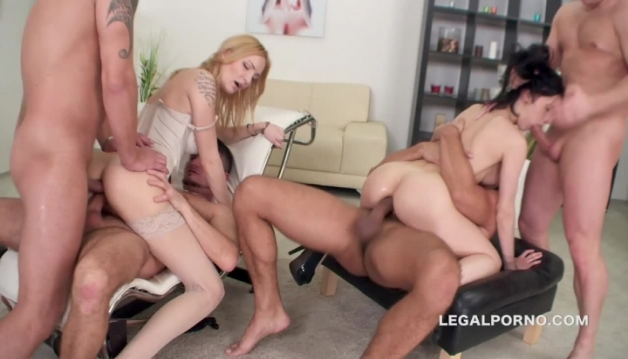 Belle, Crystal - Group SEx