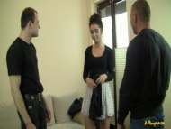 gosia - threesome sex